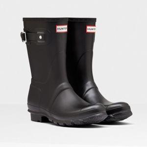 Hunter Original Matte Short Rain Boots